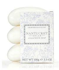 Crabtree&Evelyn Nantucket Briar Seife 3x100g