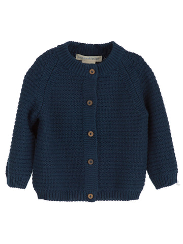 Serendipity Baby Texture Cardigan