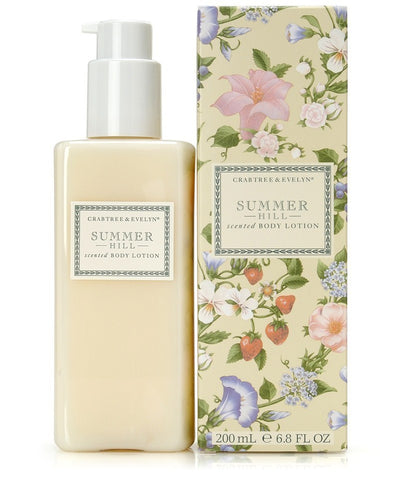Crabtree&Evelyn Summer Hill Body Lotion 200ml