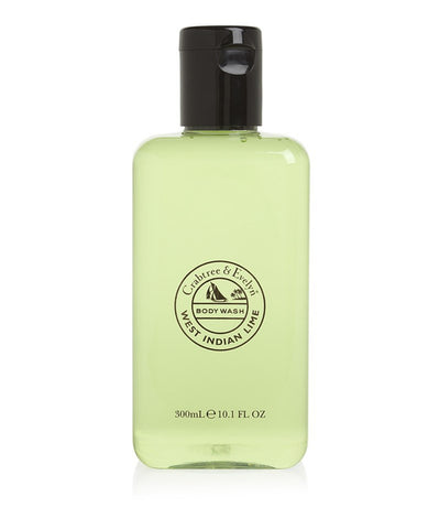 Crabtree&Evelyn West Indian Lime Body Wash 300ml