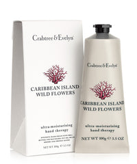 Crabtree&Evelyn Caribbean Island Wildflower Hand Therapy 100g