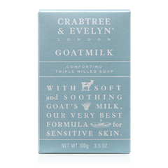 Crabtree&Evelyn Goatmilk Seife 100g