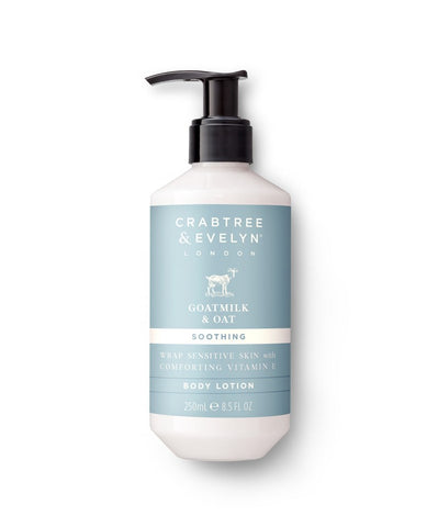 Crabtree&Evelyn Goatmilk & Oat Body Lotion