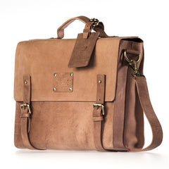 OMYBAG Dirty Harry Eco Camel Tasche