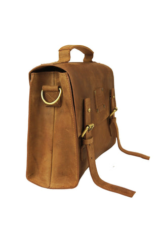 Tasche Little Frankie Eco Camel