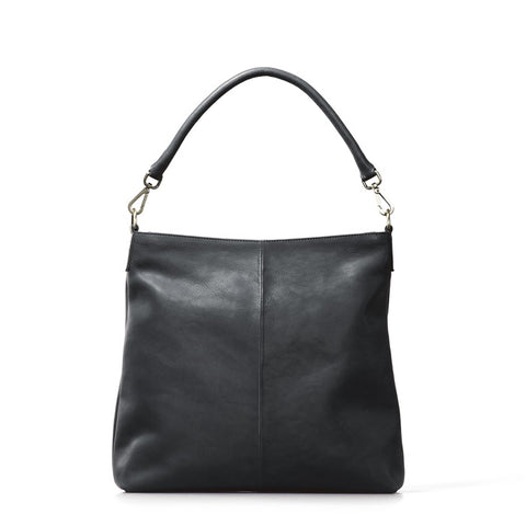 Handtasche The Janet Eco Midnight Black
