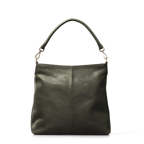 Handtasche The Janet Eco Forest Green