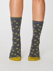 Thought Ditsy Floral Frauensocken