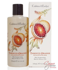 Crabtree&Evelyn Tarocco Orange Duschgel