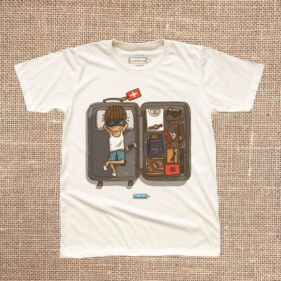 Boy on Board T-Shirt