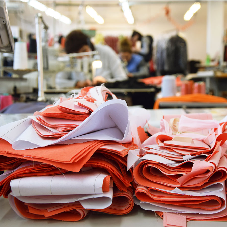 Up-cycled Materials - Sustainable Fabrics