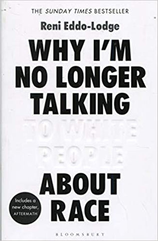 book why i'm no longer talking to white people about race
