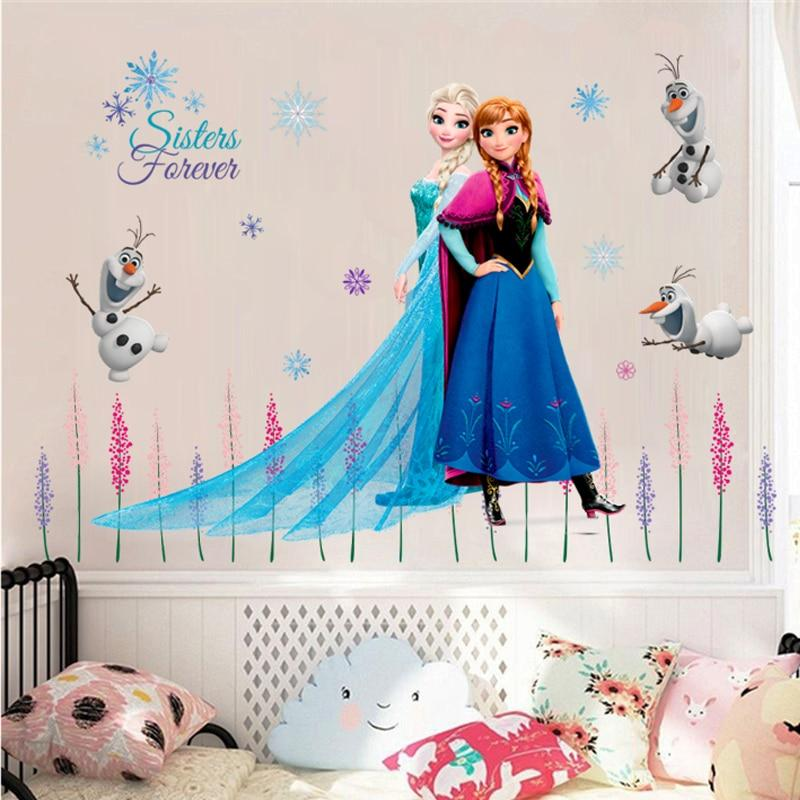 Stickers Princesse  Reine des Neiges