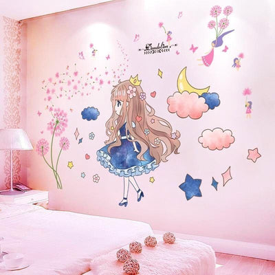 Stickers-Princesse-Ado