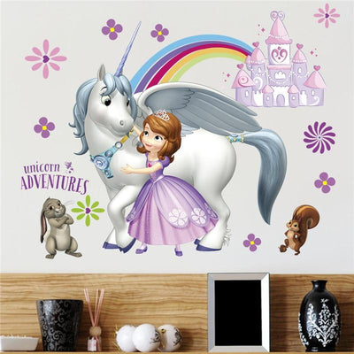 Stickers Princesse Sofia