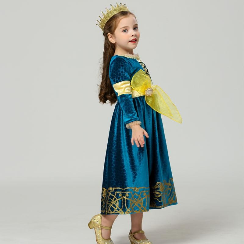 Robe Princesse Merida