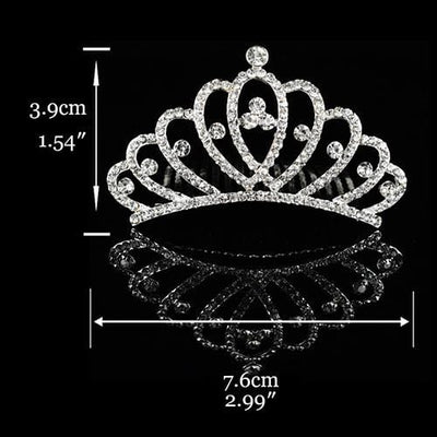 Couronne Princesse Queen