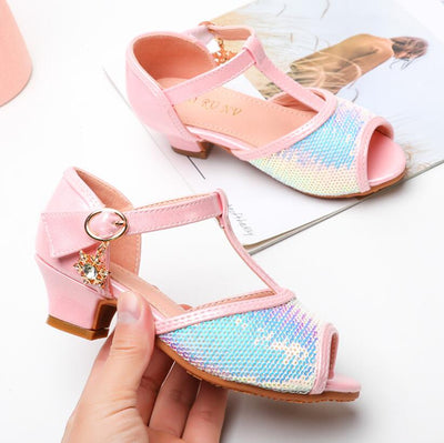 Chaussure Princesse Taille 30 rose