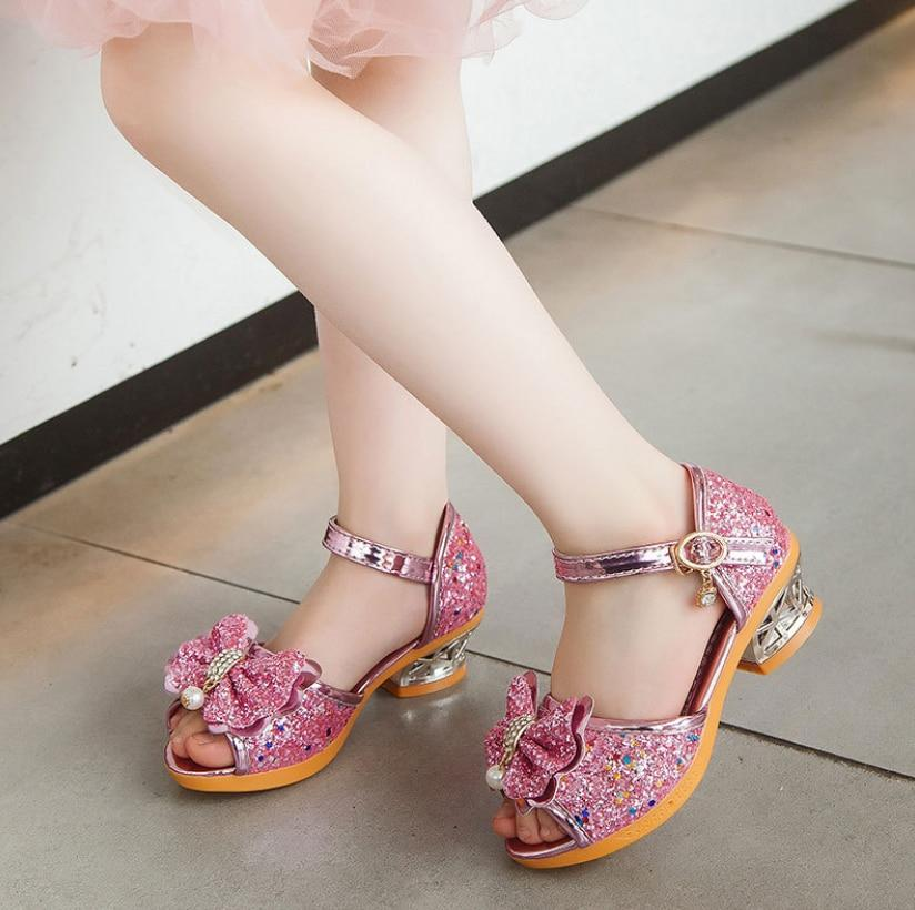 Chaussure Princesse Fille