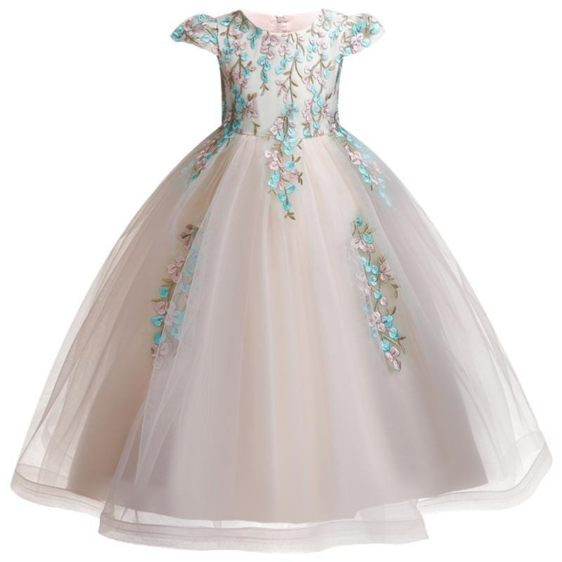 Robe Princesse du Printemps