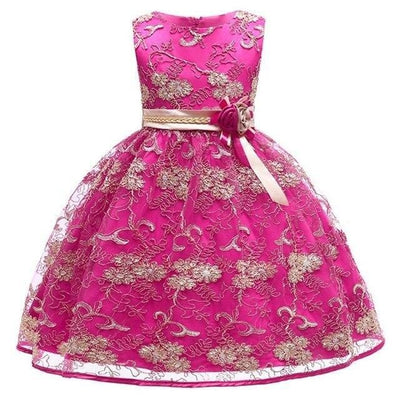 Robe Princesse Rose Disney