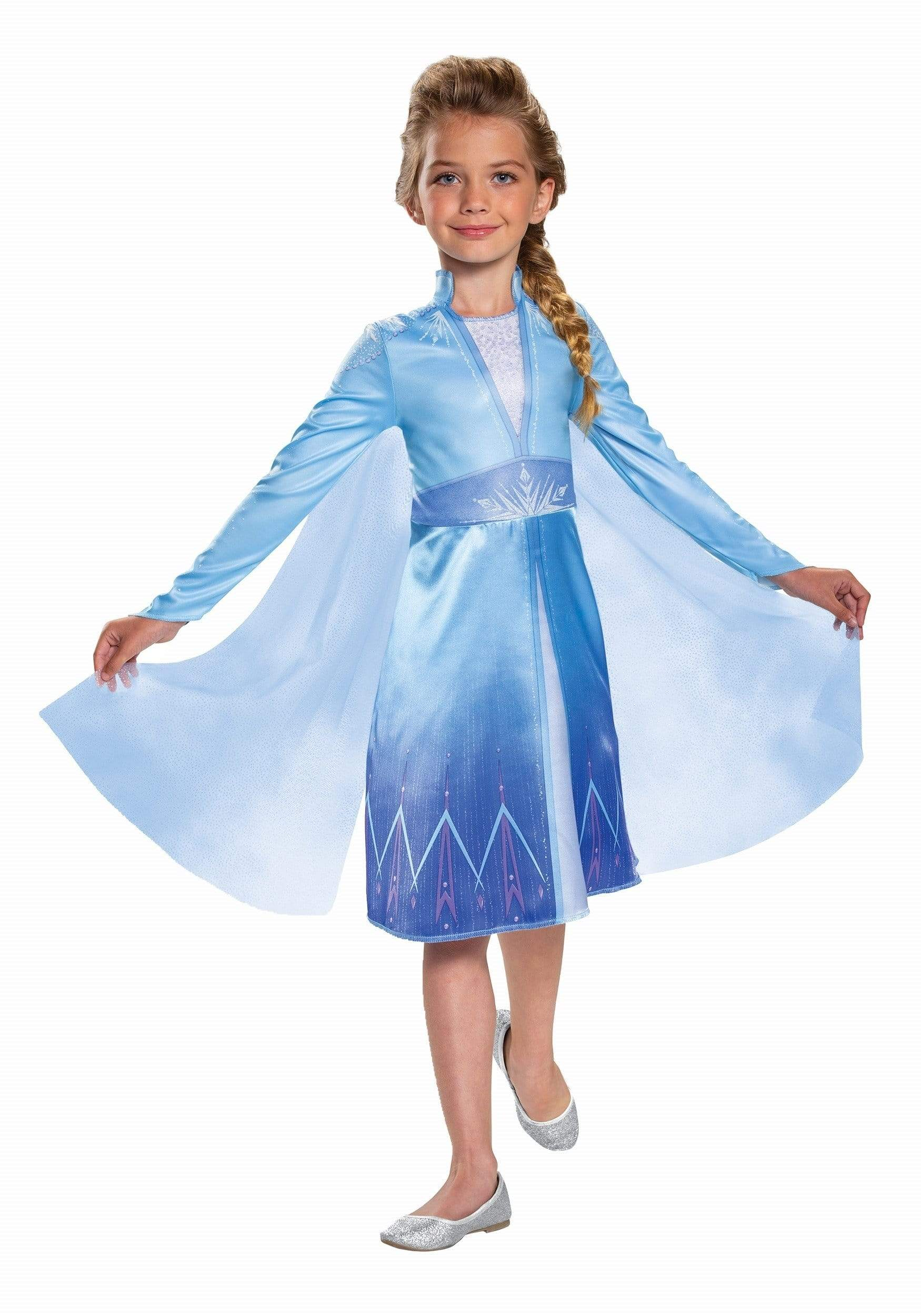 Robe Princesse Reine des Neiges 2