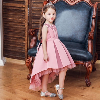 Robe Princesse Rose Pale