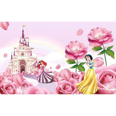 tapisserie princesses disney