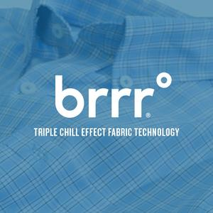 brrr fabric graphic for Southern Tide