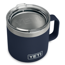 Load image into Gallery viewer, Yeti Rambler 14 oz Mug Navy 3