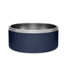 Load image into Gallery viewer, Yeti Boomer 8 Dog Bowl Navy 4