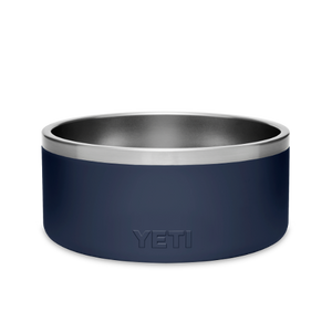 Yeti Boomer 8 Dog Bowl Navy 4