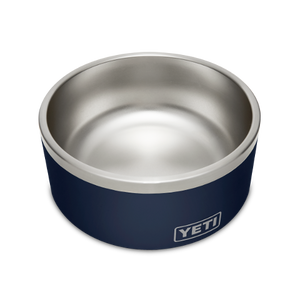 Yeti Boomer 8 Dog Bowl Navy 2