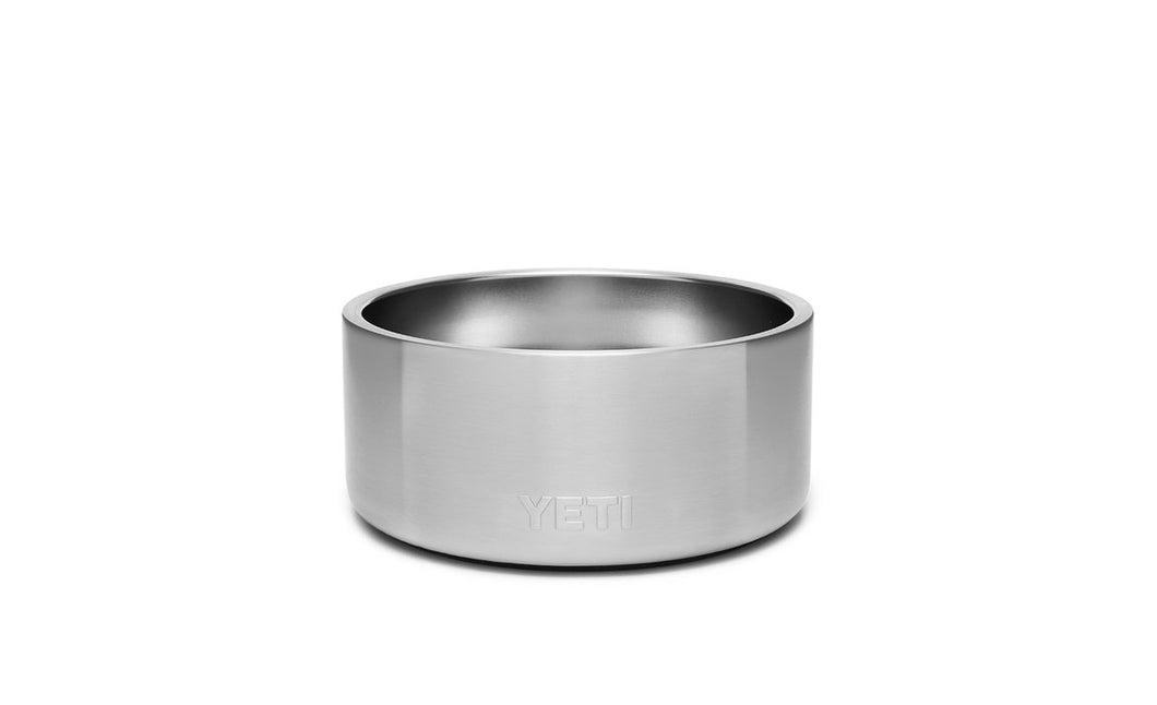 Yeti Boomer 4 Dog Bowl Stainless
