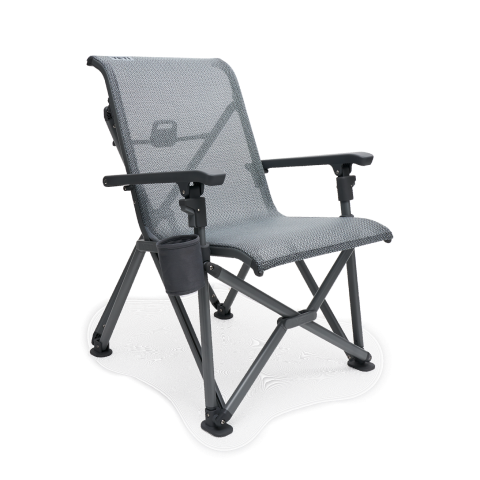 Yeti Trailhead Camp Chair Charcoal 1