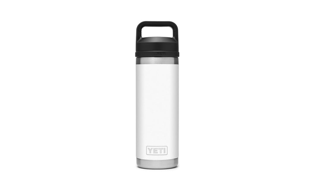 Rambler Bottle 18 oz with Chug Cap White 1