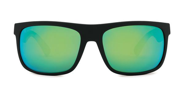 Kaenon Burnet Mid Black Matte/Ultra Green 2