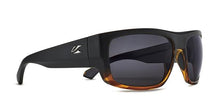 Load image into Gallery viewer, Kaenon Burnet FC  Polarized Sunglasses Matte Black/Ultra Grey 1