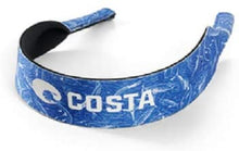 Load image into Gallery viewer, Costa Del Mar Sunglasses Megaprene Retainer, Vintage Fish Blue