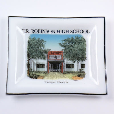 Robinson High School Town Tiles