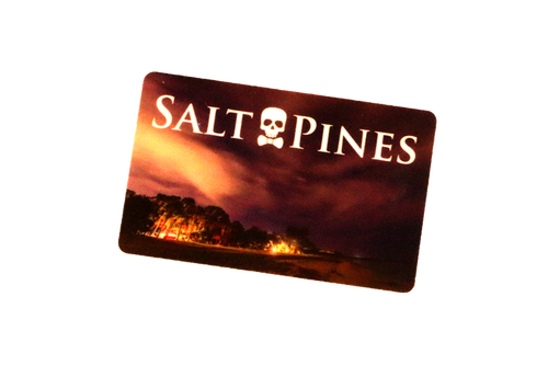 Salt Pines Gift Card