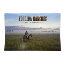Load image into Gallery viewer, Florida Ranches 2021 Calendar