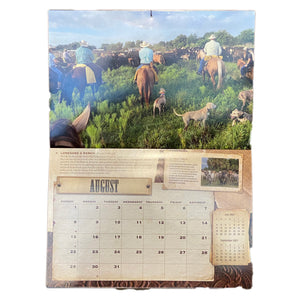 Florida Ranches 2021 Calendar