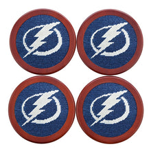 Load image into Gallery viewer, Tampa Bay Lightning Coasters