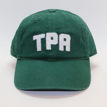 Load image into Gallery viewer, Smathers and Branson TPA Hat in Hunter Green 2