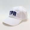 TPA Hat in White