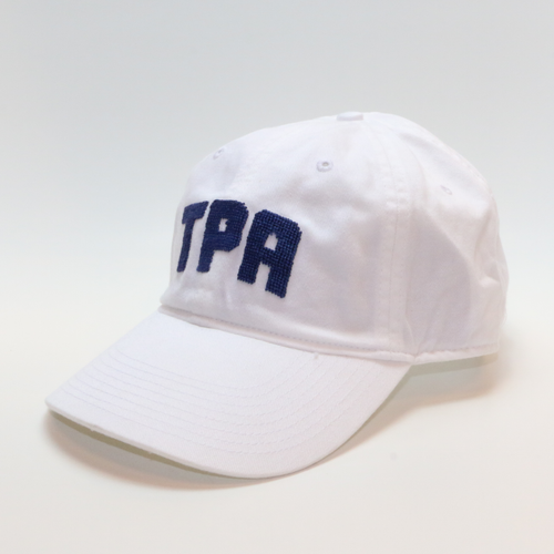 Smathers and Branson TPA Hat in White 1