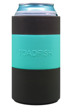 Load image into Gallery viewer, Toadfish Can Cooler Teal 2