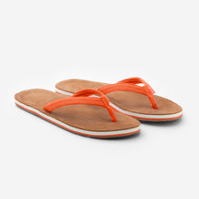 Load image into Gallery viewer, Hari Mari Scouts Flip Flops | Women's Coral 1