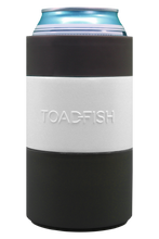 Load image into Gallery viewer, Toadfish Can Cooler White 2